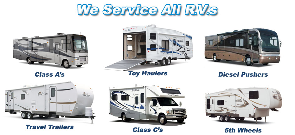 ALL RV REPAIR SERVICES